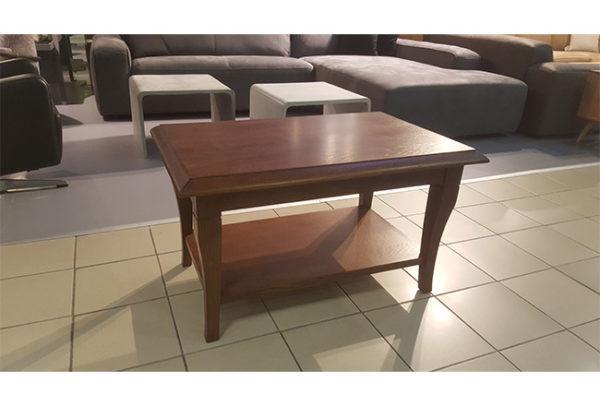 stolik kawowy drewno elegancki