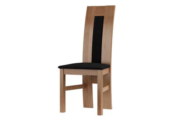 kostka tapicerka krzeslo bukowe