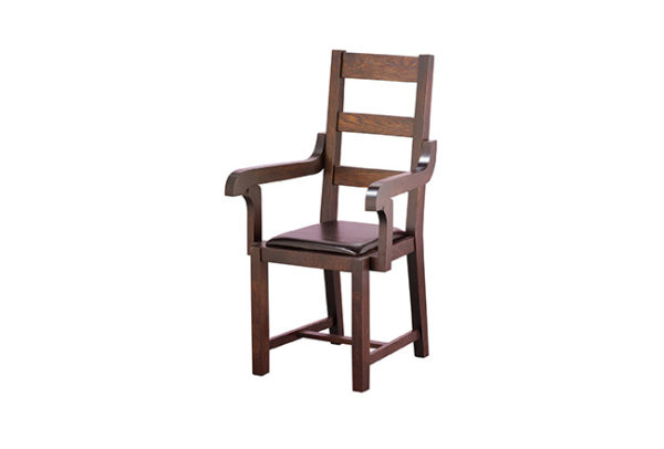 krzesło tron