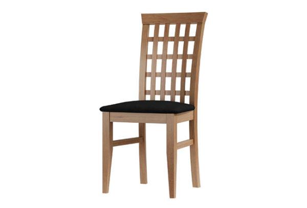 krzesło bukowe kratka