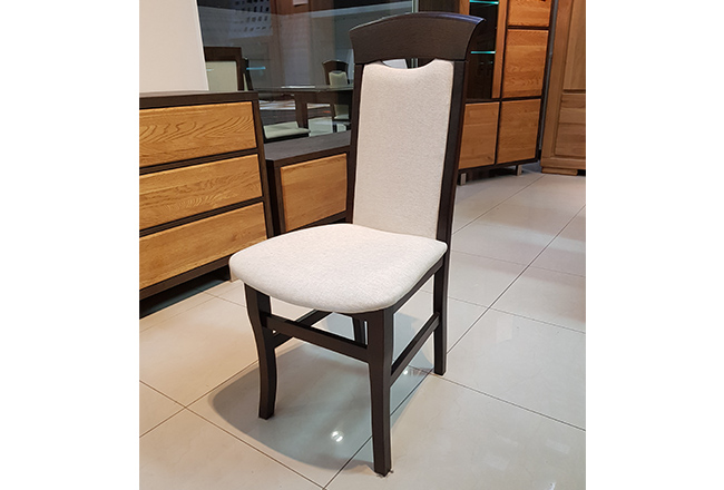 Krzesło dębowe Arco T. Wybarwienie 22-66(lakier)