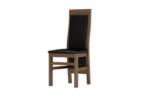 krzesło debowe leo b