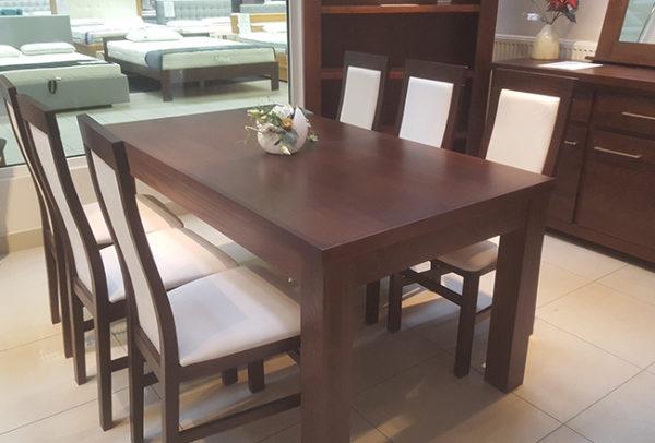 Stół dębowy ernest