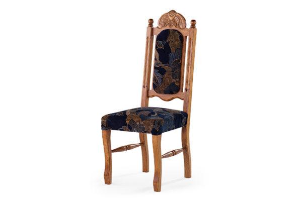 krzesło liśc debu