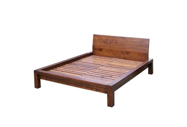 łóżko dębow zofia