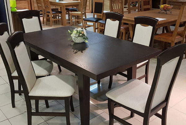 stol skos debowy
