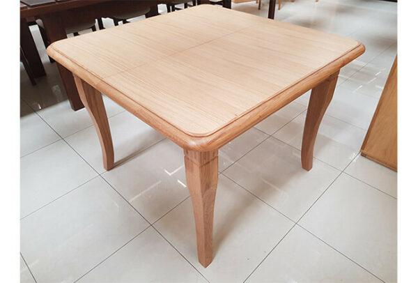 stół kwadrat zaokrąglony