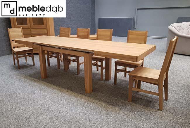 stół rozkładany na 12 osób